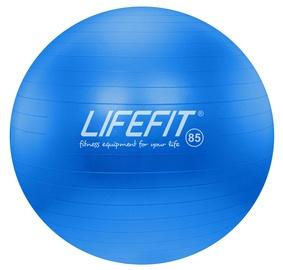 Vingrošanas bumbas Lifefit Gymnastic Ball Anti-Burst 85cm Blue