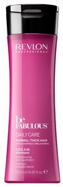 Revlon Be Fabulous Daily Care Normal Cream Shampoo 250ml