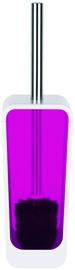 Spirella Vision Toilet Brush White/Pink