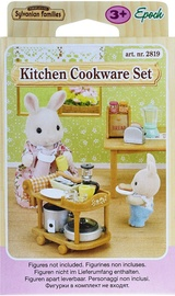 Epoch Sylvanian Families Kitchen Cookware Set 2819