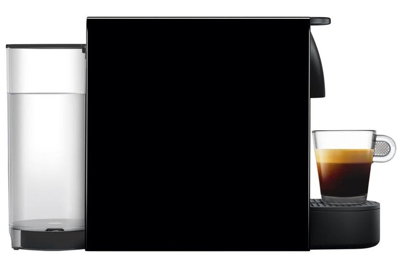 Kapsulas kafijas automāts Nespresso Essenza Mini Black