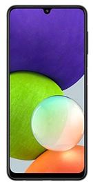 Mobilais telefons Samsung Galaxy A22, melna, 4GB/128GB