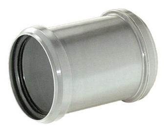 Wavin Optima Pipe Connector Grey 110mm