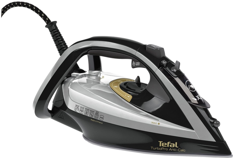 Gludeklis Tefal Turbo Pro Anti-Calc FV5655