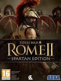 Компьютерная игра Total War: Rome II Spartan Edition PC