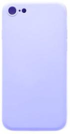 Evelatus Soft Silicone Back Case For Apple iPhone 7/8 Blue