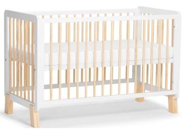 Bērnu gulta KinderKraft Lunky, 66x124 cm