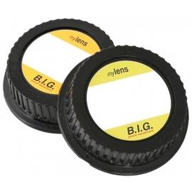 Objektīva vāciņš BIG Canon EF Rear Lens Cap 2pcs