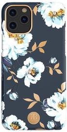 Kingxbar Blossom Back Case For Apple iPhone 11 Pro Gardenia