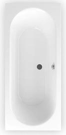 Roth Malibu Neo Bath 1700x750mm White