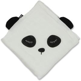 Minene Bamboo Muslin Blanket Panda