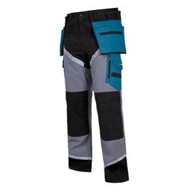 Lahti Pro L40502 Protective Trousers Blue/Grey XXL