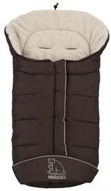 Bērnu guļammaiss Heitmann Felle Winter Cosy Toes 7965 SM Mocca/Sand, 98 cm
