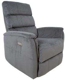 Atzveltnes krēsls Evelekt Barclay, 79x86x105 cm