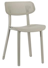 Ēdamistabas krēsls Home4you Novella Gray 30014