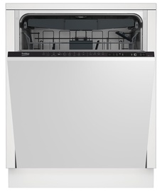 Iebūvējamā trauku mazgājamā mašīna Beko DIN28430