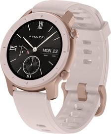 Viedais pulkstenis Amazfit GTR, rozā
