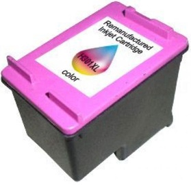 GenerInk Cartridge for HP 15ml Cyan Magenta Yellow