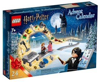 Конструктор LEGO Harry Potter TM 75981 Новогодний календарь