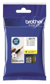 Brother Ink Cartridge For Brother 550p Yellow