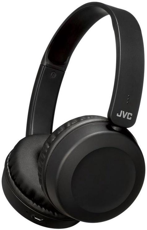 Наушники JVC HA-S31BT Black, беспроводные