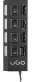 USB sadalītājs (USB hub) UGO Maipo HU110 UHU-1482