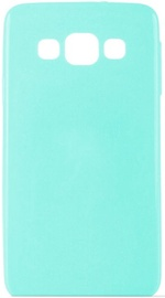 Telone Candy Shine Jelly Back Case For Samsung Galaxy A5 A510F Light Blue