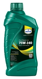 Eurol Fultrax LS 75W140 Synthetic Oil 1l