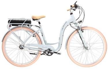 Велосипед Legrand E-Lille 2, синий/песочный, 28″