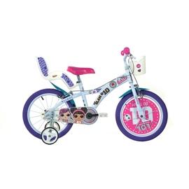 Детский велосипед Dino Bikes LOL 616G, 16'