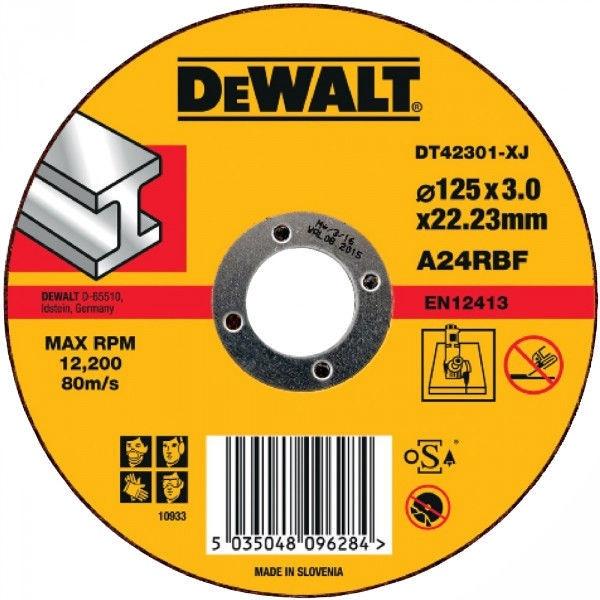 DeWALT DT42301-XJ Cutting Disc for Metal