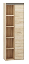 ML Meble Avo 06 Shelf Sonoma Oak/Anthracite