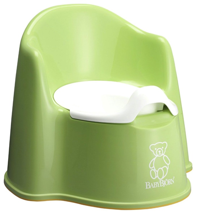 BabyBjorn Potty Chair Spring Green 055162A