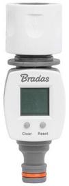 Bradas Garden Water Counter Meter With LCD
