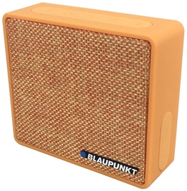Bezvadu skaļrunis Blaupunkt BT04OR Orange, 3 W