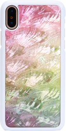 iKins Water Flower Back Case For Apple iPhone X/XS White