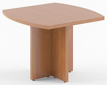 Kafijas galdiņš Skyland B 131 Garda Walnut, 700x700x500 mm