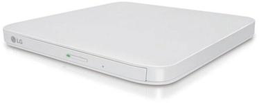 LG GP95NW70 Ultra Slim Portable DVD Writer White