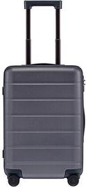 Чемодан Xiaomi Metal Carry-on Luggage, серый, 31 л, 203x383x551 мм
