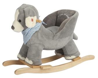 Kачалка игрушечный щенок JR297