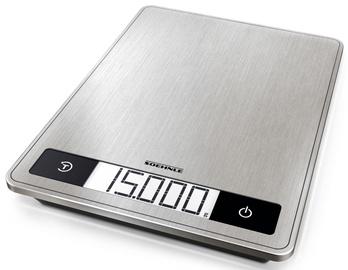 Elektroniski virtuves svari Soehnle Page Profi 200, nerūsējošā tērauda