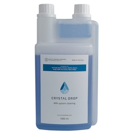 Piena sistemas tīrīšanas līdzek Crystal Drop 1 l