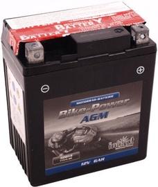 Akumulators IntAct Bike-Power AGM YTX7L-BS, 12 V, 6 Ah