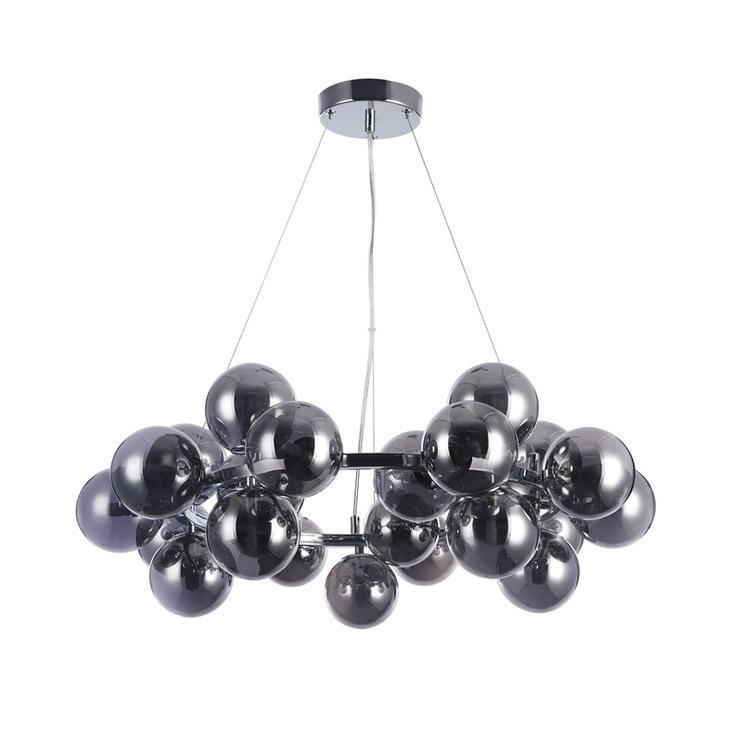Gaismeklis Maytoni Dallas Ceiling Lamp 25X28W G9 MOD548PL-25CH
