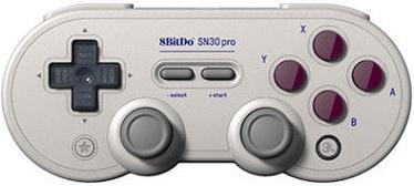 8BitDo SN30 Pro G Classic Gray