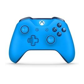 Microsoft Wireless Controller Blue Vortex