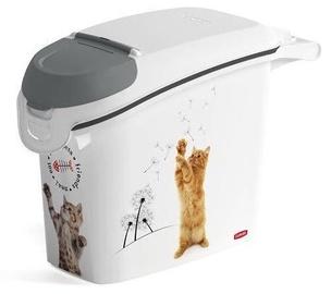 Миска для корма Curver Cat Food Keeper 23x50x36cm 15l