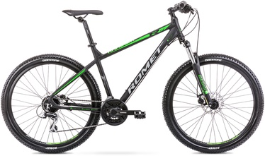Romet Rambler R7.2 19'' 27.5'' Black/Green