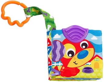 Playgro Day At Farm Teether Book 0186967