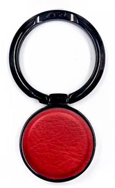 LGD Leather Ring Holder Red